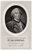 Portrait of Buffon (1707-1788)