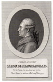 Portrait of Caron de Beaumarchais (1732-1799)
