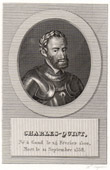 Portrait of Charles V (1500-1558)