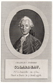 Portrait of Colardeau (1732-1776)