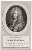 Portrait of D'Aguesseau (1668-1751)