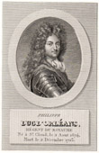 Portrait of Duke of Orléans (1674-1723)