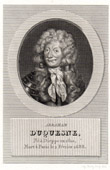 Portrait of Duquesne (1610-1688)