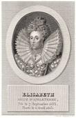 Portrait of Elizabeth I (1533-1603)
