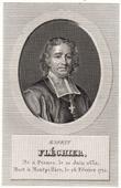 Portrait of Fl�chier (1632-1710)