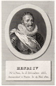Portrait of Henry IV (1553-1610)