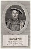 Portrait of Henry VIII (1491-1547)