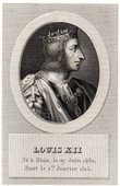 Portrait de Louis XII (1462-1515)
