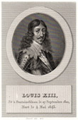 Portrait of Louis XIII (1601-1643)