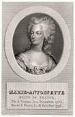 Portrait of Marie-Antoinette (1755-1793)