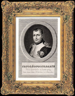 Portr�t von Napol�on Bonaparte (1769-1821)