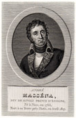 Portrait of Massena (1755-1817)