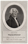 Portrait of Washington (1732-1799)