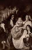 Portrait of the Lawyer Anthony Reepmaker and his Family (Bartholomeus van der Helst)