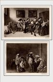 Conversation (Anthonie Palamedesz) - The Marauders (Willem Cornelisz Duyster)