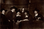 The Syndics of the Amsterdam Drapers Guild (Rembrandt)