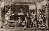 Nascimento de S�o Jo�o Batista (Domenico Ghirlandaio)