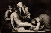 Jesus Christ - The Deposition - Descent of the Cross - Pietà (Fra Bartolomeo)