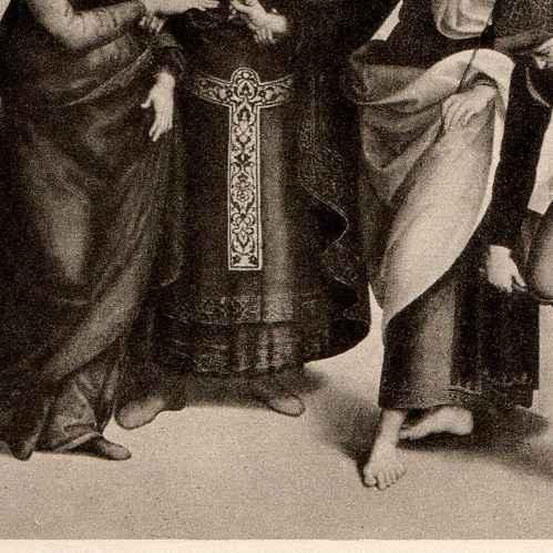 Bordell der Jungfrau von Raphael