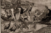 Tapestry - The Miraculous Draught of Fishes (Raffaello Sanzio or Raphael)