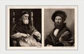 Portrait of Pope Julius II - Portrait of Baldassare Castiglione (Raffaello Sanzio or Raphael)