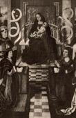 Catholic Kings Praying Madonna (Antonio del Rincon)
