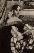 Portrait of an Unknown Lady (Juan Carre�o de Miranda)