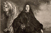 Portrait d'Homme Inconnu - Portrait de la Reine Marianne D'Autriche (Juan Carre�o de Miranda)