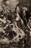 Apotheosis of Saint Augustine (Claudio Coello)