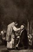 The Last Communion of St Joseph of Calasanz (Francisco Goya) - San Antonio - Madrid