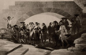The Wedding (Francisco Goya) - Cardboard of Tapestry