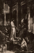 Jesus Christ beforef Pilate (Tintoretto)