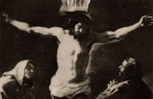 Crucifix - Crucifixion of Jesus - Christ on the Cross (Mattia Preti)