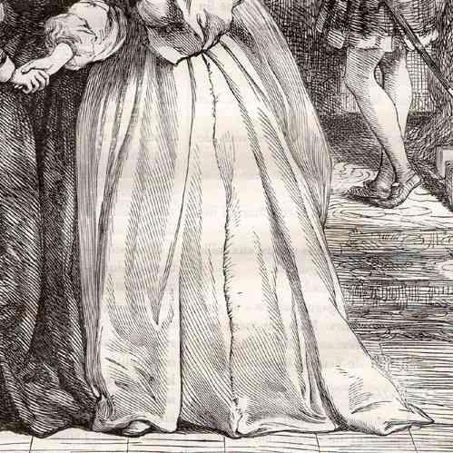 Grabados antiguos bassanio y portia el mercader de venecia shakespeare grabado - El mercader de venecia muebles outlet ...