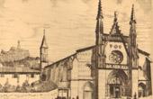 Church Saint Laurent - Le Puy - Auvergne - France