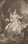 Retrato de Maria Lu�sa de �ustria - Esposa de Napole�o (1791-1847)