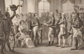 Napoleon is Proclaimed Emperor of the French in the Castle of Saint-Cloud (May 18, 1804)