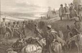 Napoleonic Wars - Campaign in Russia - Napoleon Crosses the Neman River (June 24, 1812)