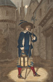 French Fashion History - Costumes of Paris - 16th Century - XVIth Century - Nightwatcher