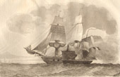 Naval Battle - French Naval Ship - French Warship - La Chaloupe Canoni�re 93