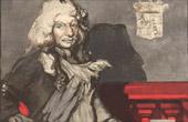 Portrait of Jean-Baptiste Colbert (1619-1683)