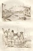 Malaysia - Singapore - Chinese Merchant - Malay Porter