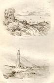 Rock of Gibraltar - Westside of Gibraltar - Spain - Lighthouse of Tarifa
