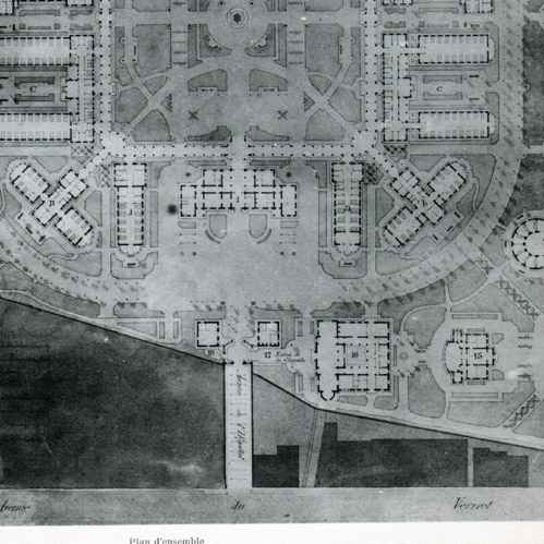 Stampe antiche disegno di architetto architettura for Disegno del piano di architettura