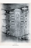 Drawing of Architect - Architecture - Perpignan - Hospital - Overall plan (Carlier père et fils)