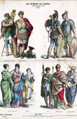 Roman Costume - Roman Fashion - Military Uniform - Centurion - Roman Legionary - Ancient Rome