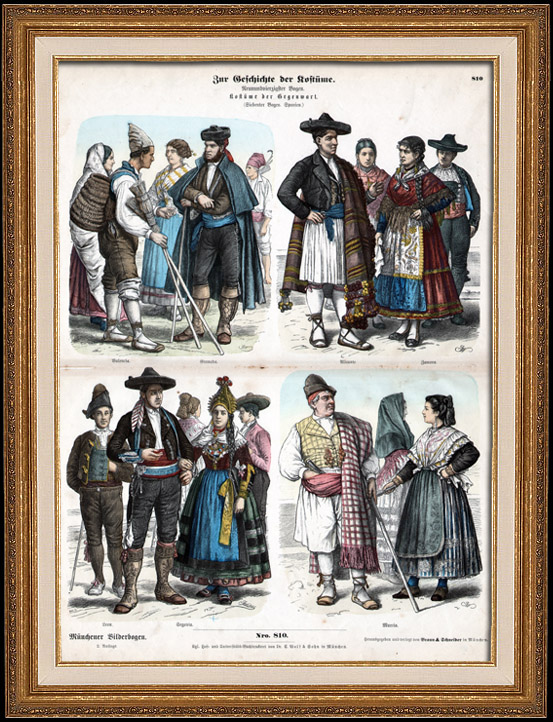 19th-century Spain