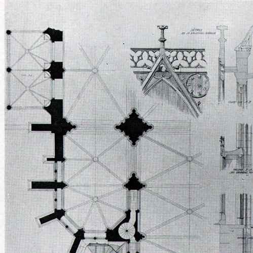 Gravures anciennes gravure de dessin d 39 architecte for Architecte aube