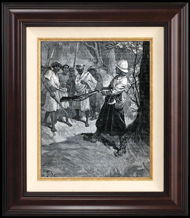 stampe antiche campagna di madagascar zuavo ForStampe Di Campagna Francese