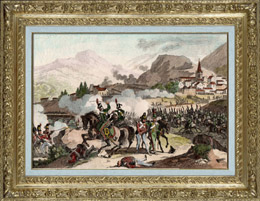 Napoleonic Wars - Battle of Castlebar - Expedition of the General Humbert in Ireland (1798)